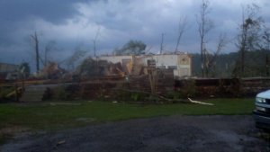 Read our interview with Kelly Crawford who survived a tornado and shares the lessons she learned.